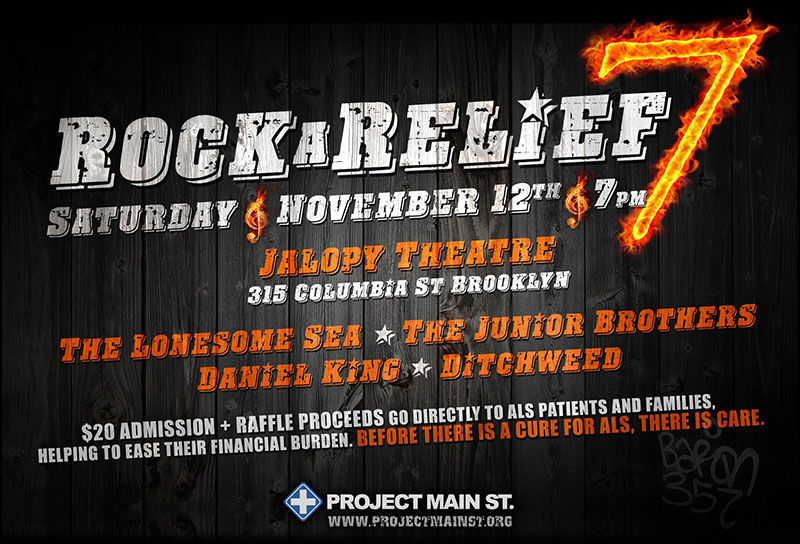 Rock a Relief 7
